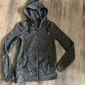Roxy fleece hoodie size extra small